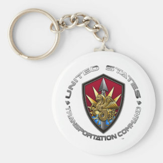 US Transportation Command Keychains