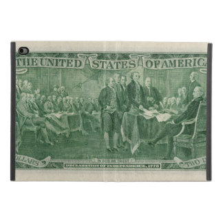 US Two Dollar Bill Reverse iPad Mini 4 Case