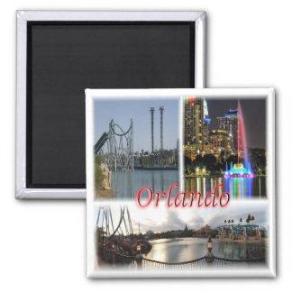 US * U.S.A. Orlando Florida Usa Magnet