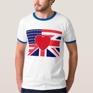 US/UK Love T-Shirt