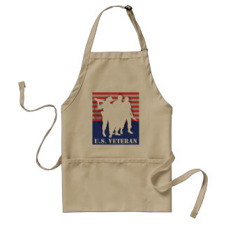US Veteran Adult Apron