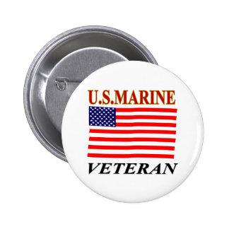 US Veteran Buttons