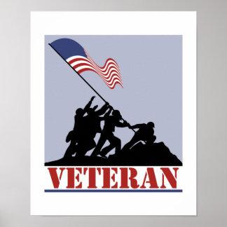 US Veteran Print