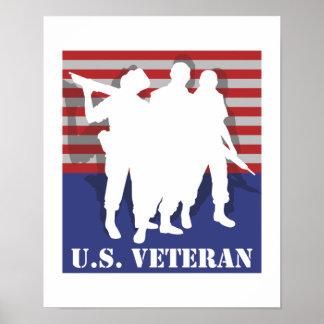 US Veteran Posters