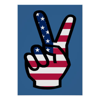US Victory Sign