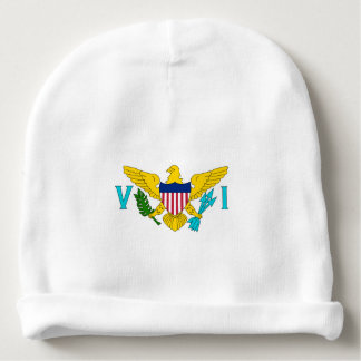 US Virgin Islands Baby Beanie