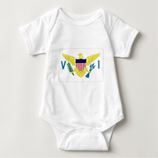 US Virgin Islands Baby Bodysuit