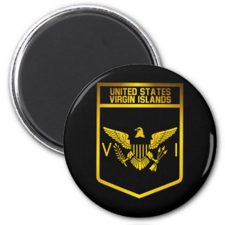 US Virgin Islands Emblem Magnet