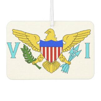 US Virgin Islands flag Air Freshener