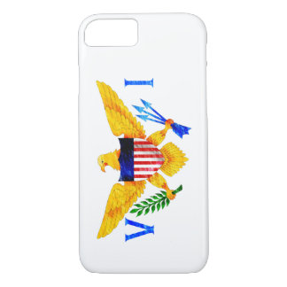 US VIRGIN ISLANDS FLAG iPhone 7 CASE