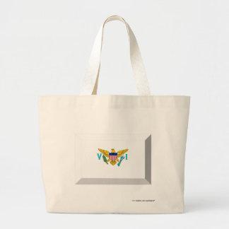 US VIrgin Islands Flag Jewel Bags