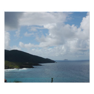 US Virgin islands Poster