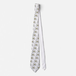 US Virgin Islands Waving Flag Tie