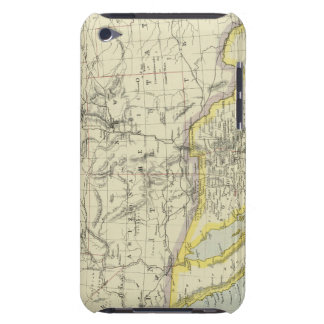 US West, Mexico North iPod Case-Mate Case
