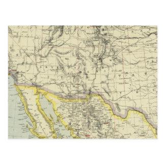 US West, Mexico North Postcard