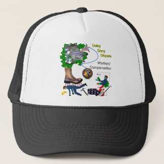 US Workers Compensation 3-D Game Cap