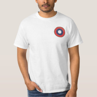 US WWI EDDIE RICKENBACKER AIRCRAFT MARKINGS T-Shirt