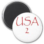 USA2 MAGNETS