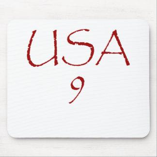 USA9 MOUSE PAD