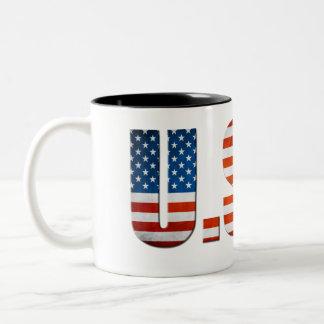 USA 0009 Mug