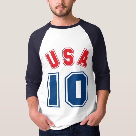 USA 10 T-Shirt