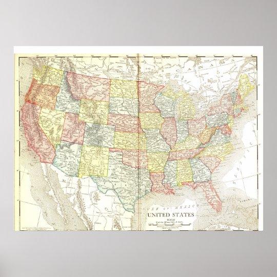 USA: 1913 POSTER