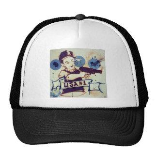USA #1 MESH HATS