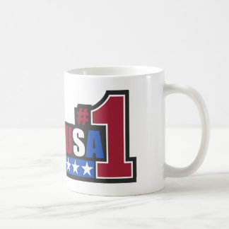 USA #1 Mug