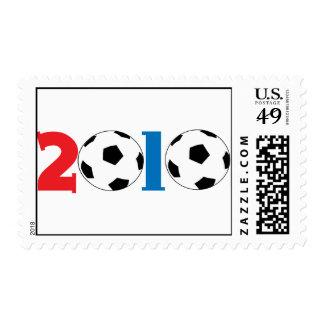 USA 2010 Soccer Postage