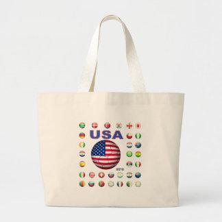 USA 2010 T-Shirt D7 Bag