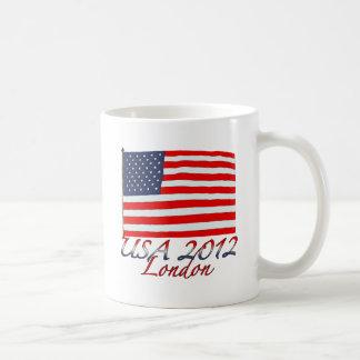 Usa 2012 london coffee mug