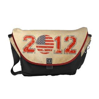 USA 2012 MESSENGER BAGS
