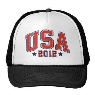 USA 2012 Team USA Games Trucker Hat