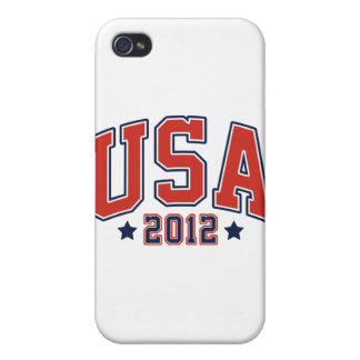 USA 2012 Team USA Games iPhone 4 Cases