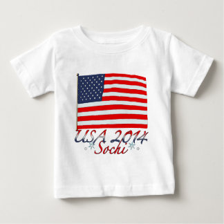 USA 2014 BABY T-Shirt