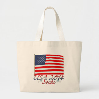 USA 2014 LARGE TOTE BAG