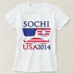 USA 2014 winter T-shirt