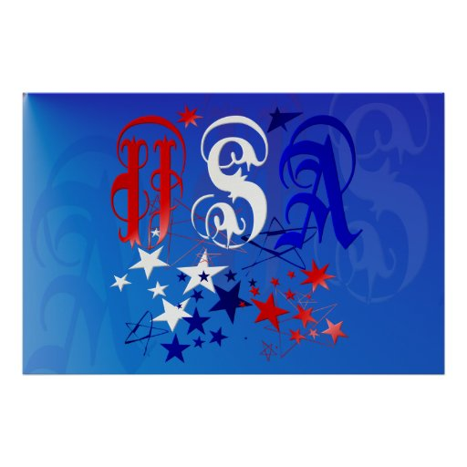 USA-2-n protagoniza YardSign Poster