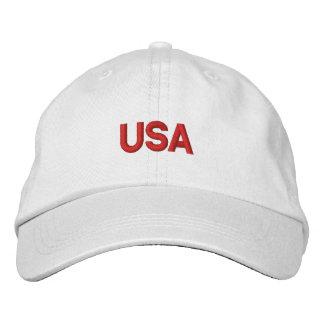 USA Adjustable Hat