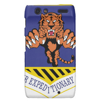 USA Air Force SSI 387th Air Expeditionary Group Droid RAZR Covers