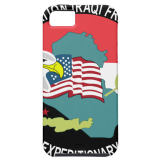 USA Air Force SSI 398th Air Expeditionary G iPhone 5 Case
