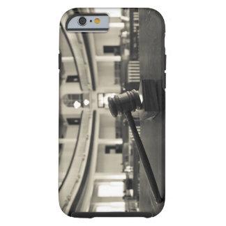 USA, Alabama, Monroeville. Home of writers Tough iPhone 6 Case