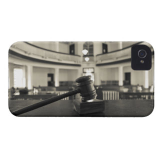 USA, Alabama, Monroeville. Home of writers iPhone 4 Cover