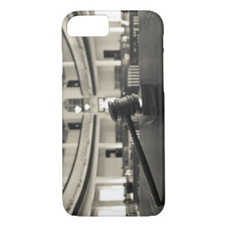 USA, Alabama, Monroeville. Home of writers iPhone 8/7 Case