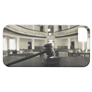 USA, Alabama, Monroeville. Home of writers iPhone SE/5/5s Case