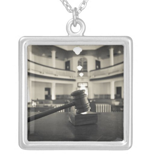 USA, Alabama, Monroeville. Home of writers Pendant