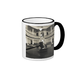 USA, Alabama, Monroeville. Home of writers Ringer Coffee Mug