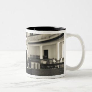 USA, Alabama, Monroeville. Home of writers Two-Tone Coffee Mug