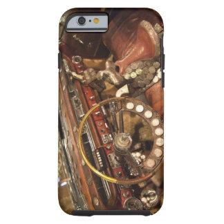 USA, Alabama, Tuscumbia. Alabama Music Hall of 2 Tough iPhone 6 Case