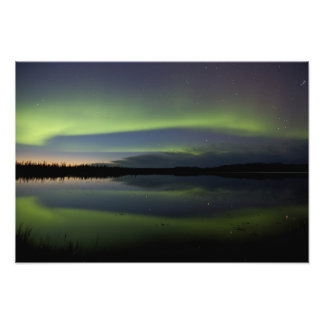 USA, Alaska, Arctic Circle, Bettles. The Photo Print